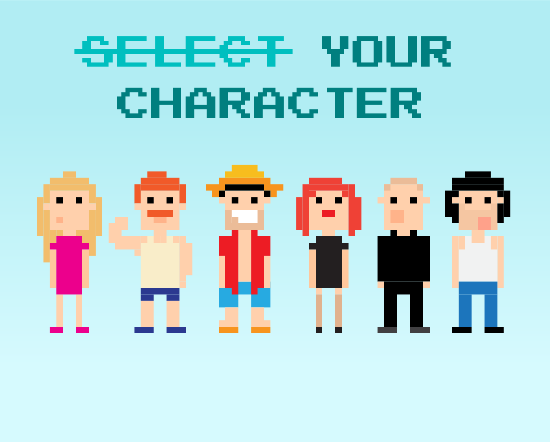 Select your character