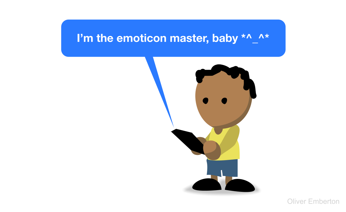 The emoticon master